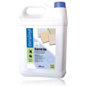 Carre lin protection des sols carrelés bidon de 5L
