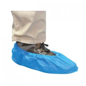 Surchaussure jetable bleue lot de 100