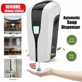 Nouveau distributeur automatique à prise ou a pile pour savon, gel hydro alcoolique